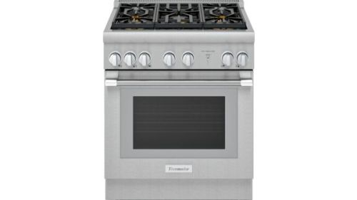 Thermador 30-Inch Pro Harmony® Standard Depth Dual Fuel Range