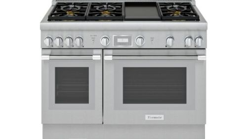 Thermador 48-Inch Pro Harmony® Standard Depth Gas Range