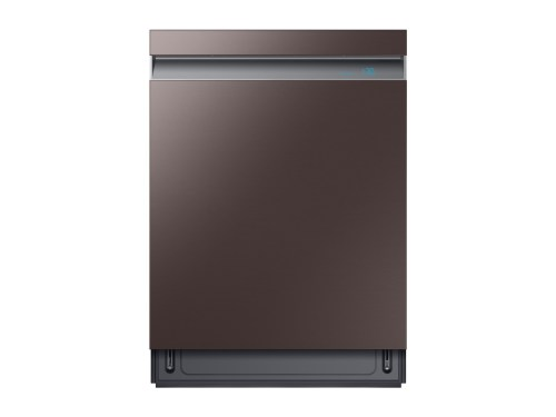 Samsung Linear Wash 39dBA Dishwasher in Tuscan Stainless Steel
