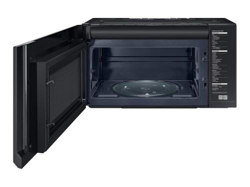 Model: ME21R706BAT | Samsung 2.1 cu. ft. Over The Range Microwave