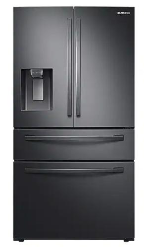 24 cu. ft. 4-Door French Door, Counter Depth Refrigerator with FlexZone™ Drawer