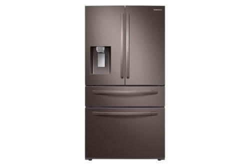 Model: RF28R7351DT | Samsung 28 cu. ft. 4-Door French Door Refrigerator with Food Showcase