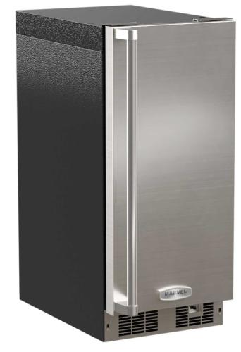 "Marvel  15"" Professional Clear Ice Machine - Right Hinge Door"