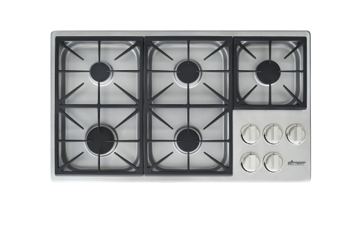 Dacor 36-INCH PRO GAS COOKTOP