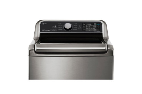 Model: WT7300CV | LG 5.0 cu.ft. Smart wi-fi Enabled Top Load Washer with TurboWash3D™ Technology