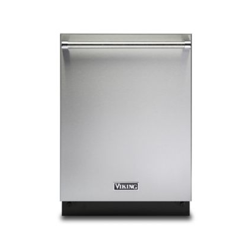 "Viking 24"" Dishwasher with Stainless Steel Panel"