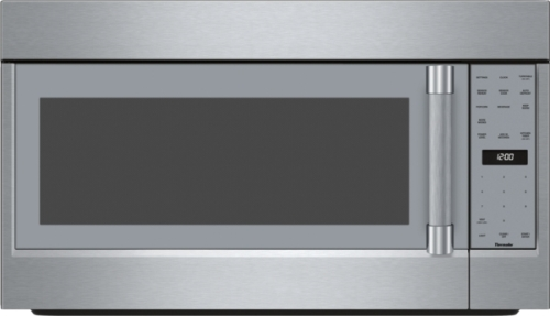 Thermador Over-The-Range Microwave 30'' Left Side Opening Door, Stainless Steel