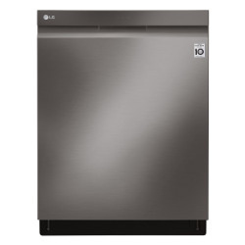 LG Top Control Smart wi-fi Enabled Dishwasher with QuadWash™ and TrueSteam®