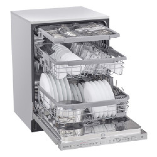 Model: LDP6809SS | LG Top Control Smart wi-fi Enabled Dishwasher with QuadWash™ and TrueSteam®