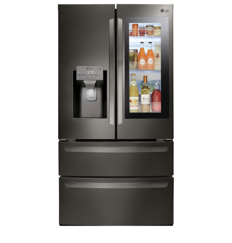 LG 28 cu. ft. Smart wi-fi Enabled InstaView™ Door-in-Door® Refrigerator