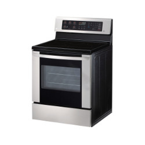 LG 6.3 cu. ft. Electric Single Oven Range with EasyClean®