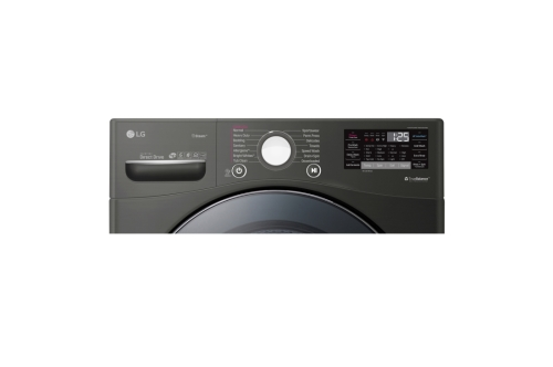 Model: WM3900HBA | 4.5 cu.ft. Smart wi-fi Enabled Front Load Washer with TurboWash™ 360 Technology