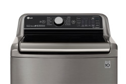 Model: WT7800CV | LG 5.5 cu.ft. Smart wi-fi Enabled Top Load Washer with TurboWash3D™ Technology