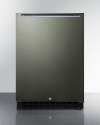 Built-in undercounter ADA compliant all-refrigerator