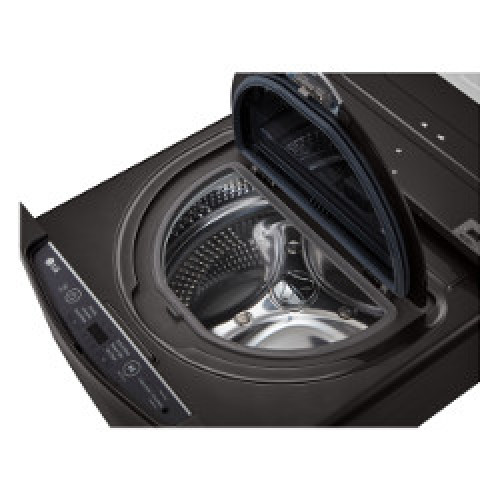 Model: WD100CB | 1.0 cu. ft. LG SideKick™ Pedestal Washer, LG TWINWash™ Compatible