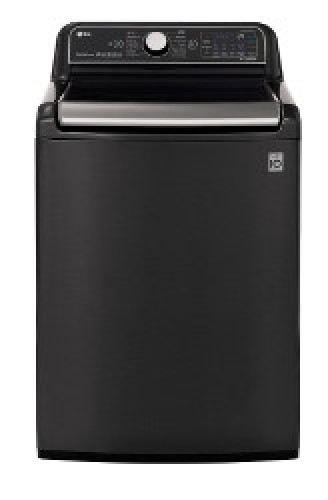 LG 5.5 cu.ft. Smart wi-fi Enabled Top Load Washer with TurboWash3D™ Technology