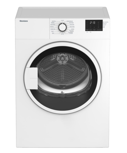 """Blomberg 24"""" Compact Electric Air Vented Dryer"""