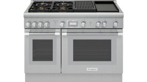 Thermador 48-Inch Pro Harmony® Standard Depth Dual Fuel Range