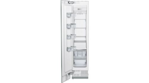 Model: T18IF901SP | Thermador 18-Inch Built-in Panel Ready Freezer Column