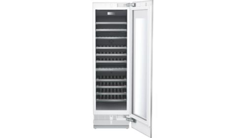 Model: T24IW901SP | Thermador 24-Inch Built-in Wine Preservation Column