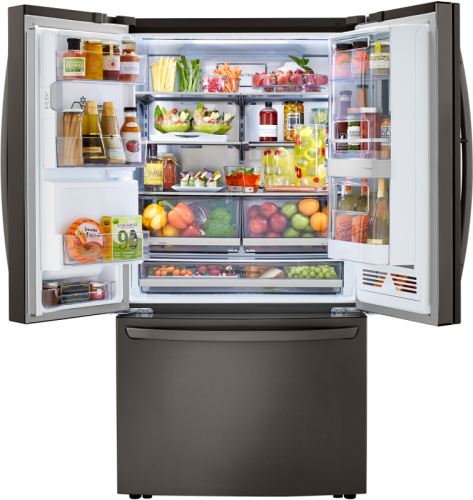 LG LG Counter Depth French Door Refrigerator