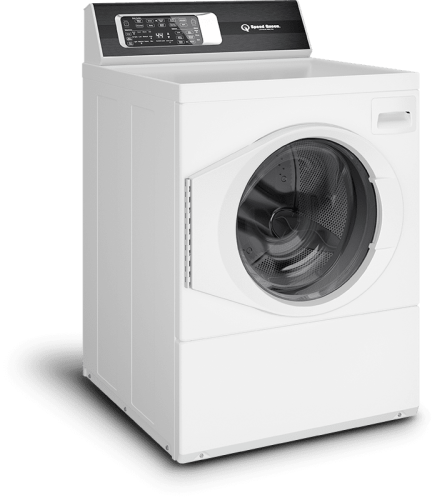 Front Load Washer with  Left Hinge Door