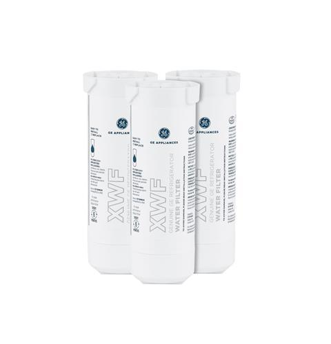GE GE® XWF Refrigerator Water Filter 4-Pack