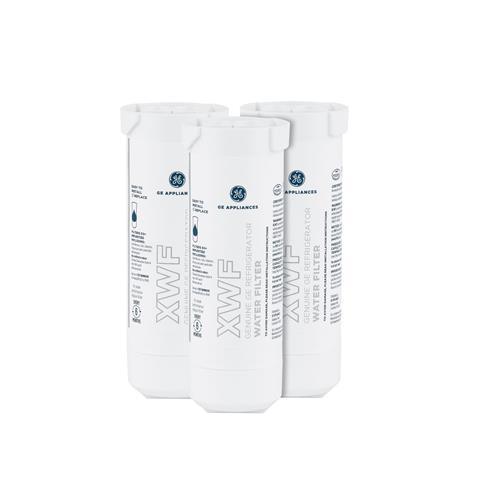 GE GE® XWFE Refrigerator Water Filter 4-Pack