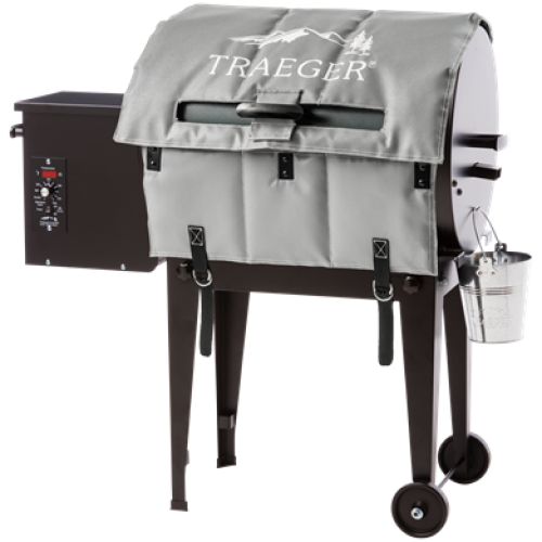Model: BAC346 | Traeger Grills GRILL INSULATION BLANKET - 20 SERIES