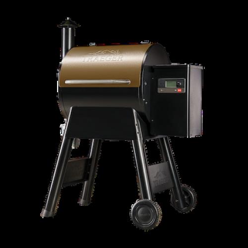 Model: TFB57GZE | Traeger Grills Pro 575 Pellet Grill