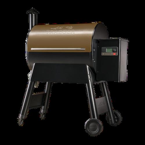Model: TFB78GZE | Traeger Grills Pro 780 Pellet Grill