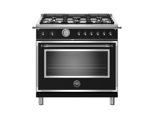 Bertazzoni Heritage 36 inch All Gas Range, 6  Burner