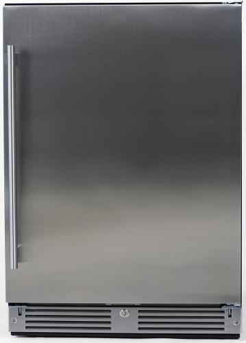 Undercounter Beverage Center with stainless steel door  (Right Hinge Door)