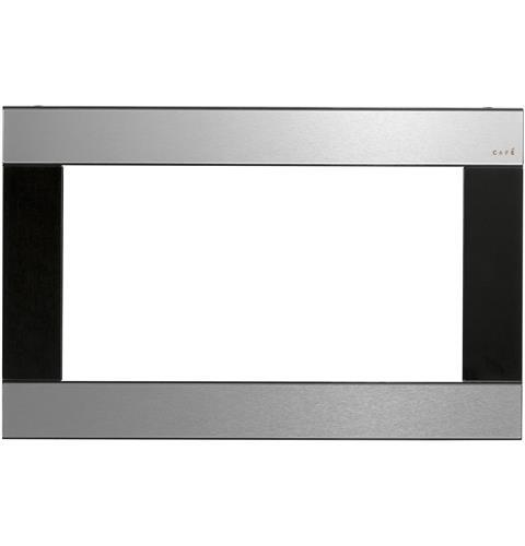 "Model: CX152M2NS5 | Cafe Cafe 27"" Microwave Trim Kit"