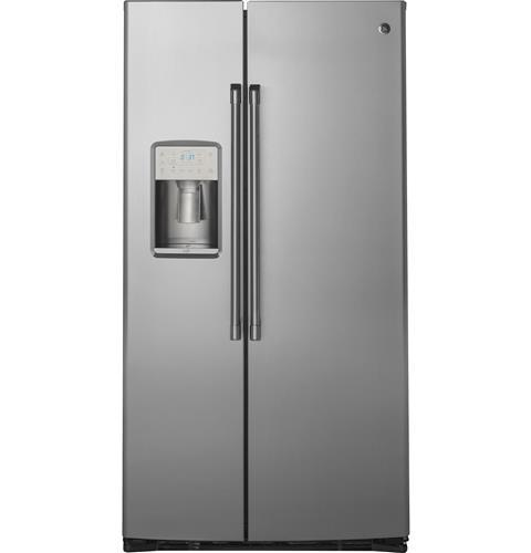 Cafe Café™ 21.9 Cu. Ft. Counter-Depth Side-By-Side Refrigerator