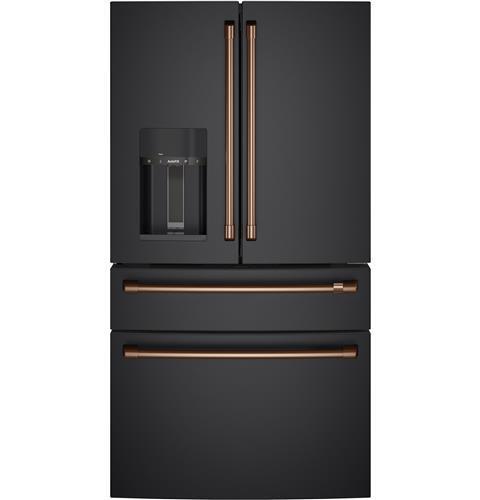 Model: CXQB4H4PNCU | Cafe Café Refrigeration Handle Kit - Brushed Copper