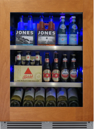"XO Appliances 24"" Beverage Center - Right Hinge"