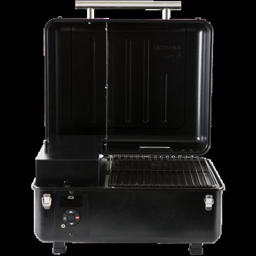 Model: TFT18KLD   Traeger Grills Ranger Portable Pellet Grill
