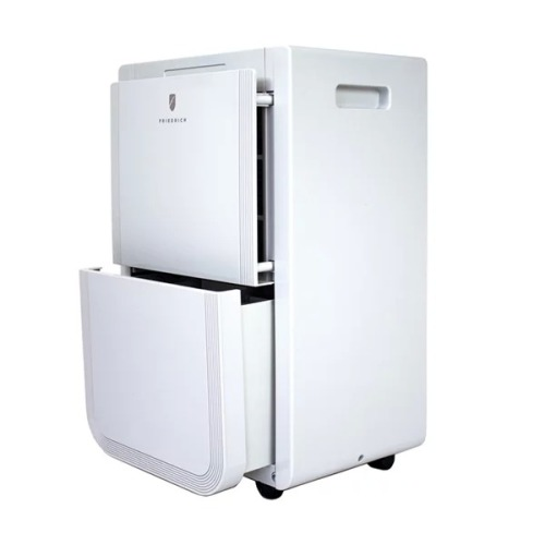 Model: D50B1A | Friedrich 50 Pint / Day Dehumidifier with pump