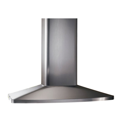 "Broan Broan 480 CFM 27-9/16"" x 35-7/16"" Island Hood in Stainless Steel"