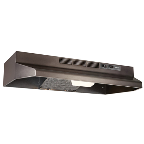 "Broan 30"" Wide Convertible Under the Cabinet Hood"