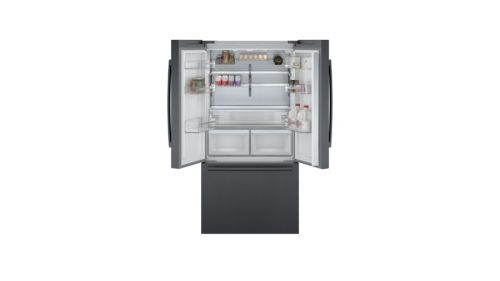 Model: B36CT80SNB | Bosch 800 Series French Door Bottom Mount Refrigerator