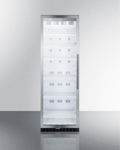 "Model: SCR1400WLHCSS | Summit 24"" Beverage Center"