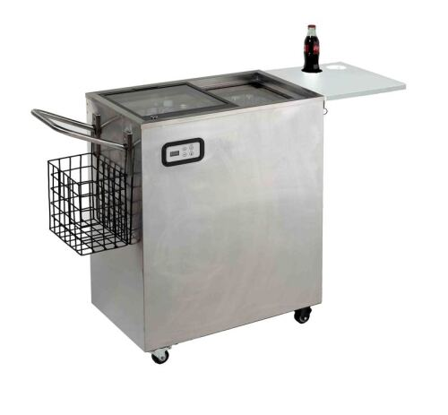 Model: OCR2519SS | Avanti Portable Outdoor Beverage Cooler