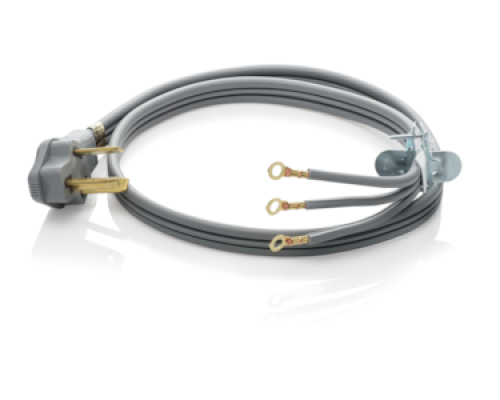 Frigidaire Smart Choice 4' 30-Amp. 3-Prong Dryer Cord