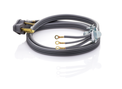 Frigidaire Smart Choice 6' 30-Amp. 3-Prong Dryer Cord