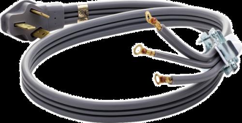 Frigidaire Smart Choice 4' 50-Amp. 3-Prong Range Cord
