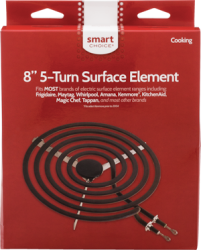 Frigidaire Smart Choice 8'' 5-Turn Surface Element, Fits Most