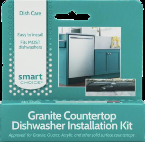 Frigidaire Smart Choice Granite Countertop Dishwasher Installation Kit