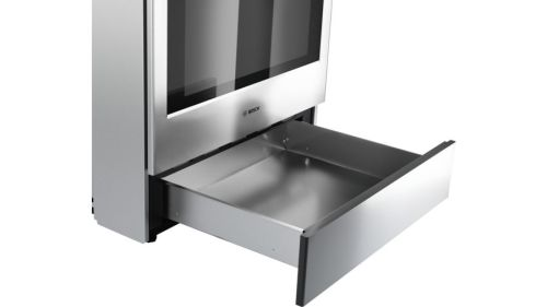 Model: HII8056U | Bosch 800 Series Induction Slide-in Range 30'' Stainless steel